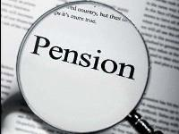 What's happening in pensions today?